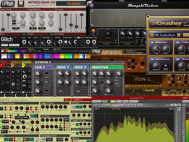Essential free VST plugins for audio editing software