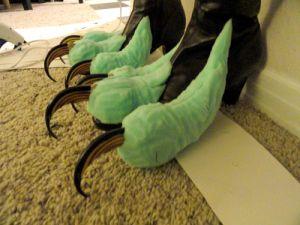 Parakeet Halloween Costume