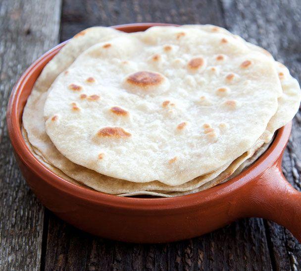 Fresh Flour Tortillas, How many times can I make these a week? Hmmmm I'd say three. Yip.