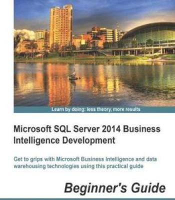 Microsoft Sql Server 2014 Business Intelligence Development Beginner's Guide PDF