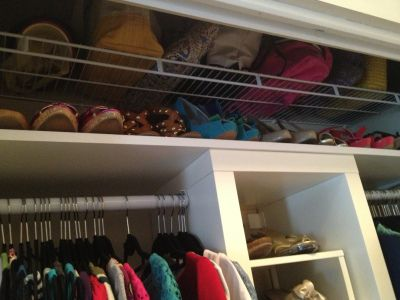 A Dream Closet Makeover