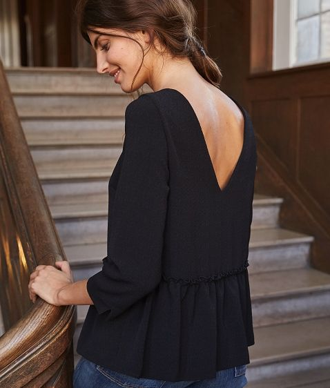 Collection Automne / Moodboard 1 - The Walk Blouse Gill www.sezane.com #sezane #collection #automne #moodboard #thewalk #new