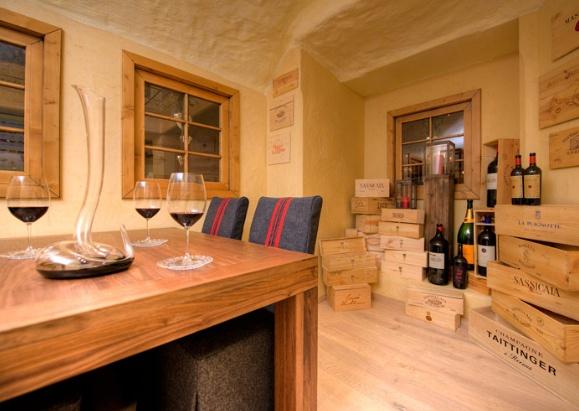#Weinkeller #Gourmethotel #Ötztal #Tirol #Hotel