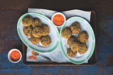 Laurie David Does Meatless Monday With Quinoa Cakes | Environmental Working Group