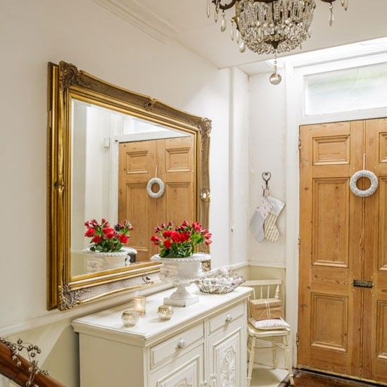 Hallway   Victorian home in Norfolk   House tour   PHOTO GALLERY   Style at Home   Housetohome.co.uk