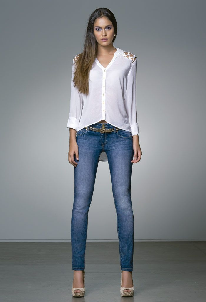 BLUSA S204060 JEANS S049469