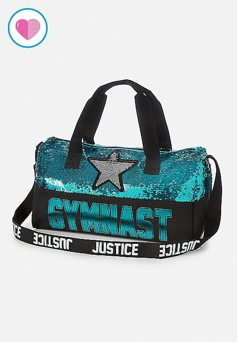 5459a00b90 Gymnast Flip Sequin Duffle Bag