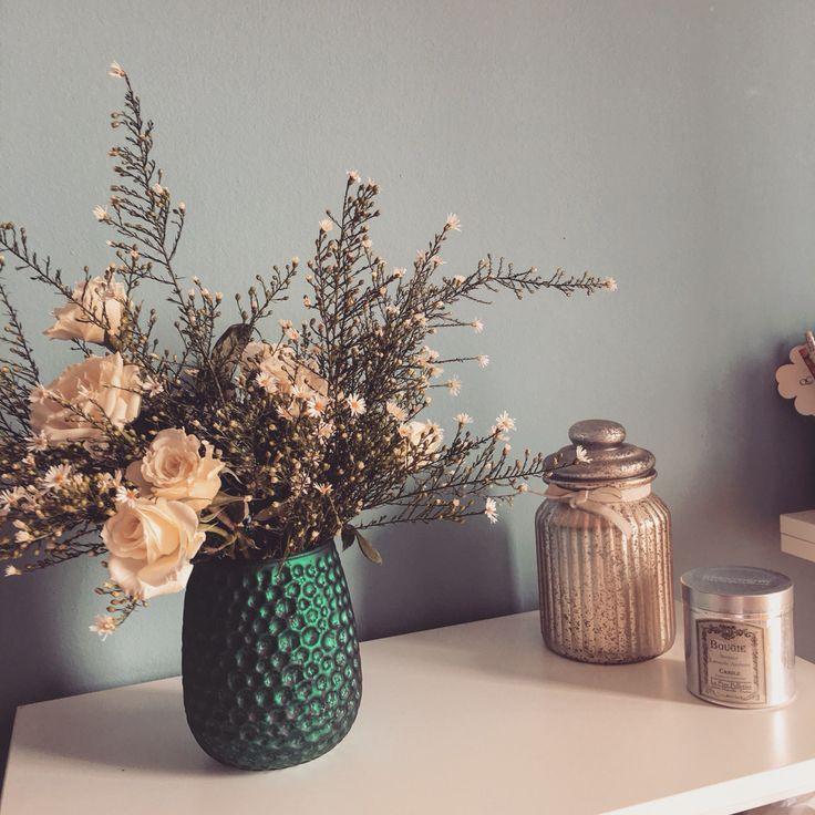 Flowers #home #decor #flowers