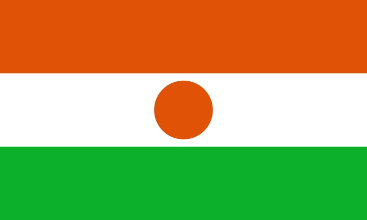 Niger Flag - colors meaning history of Niger Flag