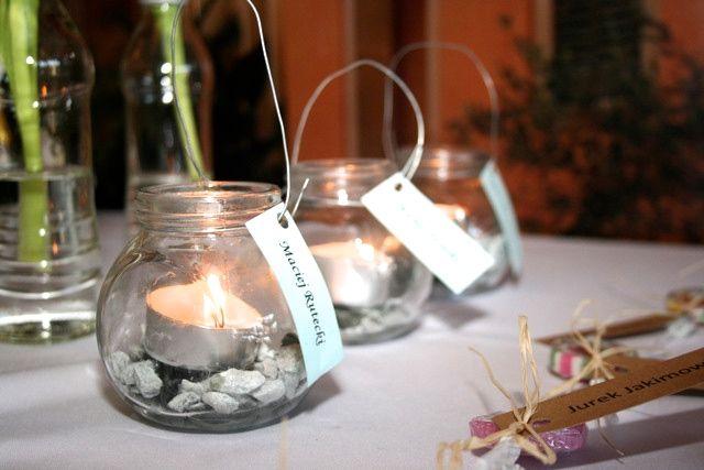 candle vignettes