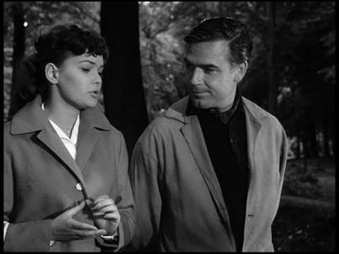 """Edgar Wallace: """"Der Frosch mit der Maske"""" - aka Face of the Frog (1959) Trailer (Joachim Fuchsberger, Elfie von Kalckreuth, Jochen Brockmann)"""