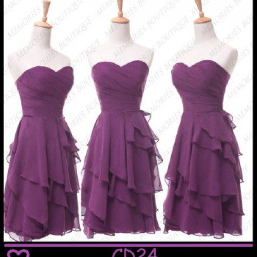 CD24 - Beautiful strapless Bridesmaid dresses!!!!