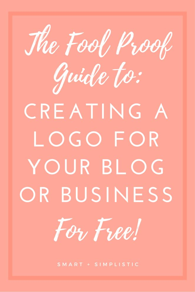 how to create a logo for free