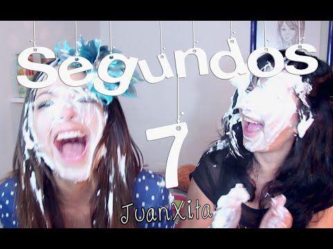 JUANXITA - RETO DE LOS 7 SEGUNDOS - YouTube