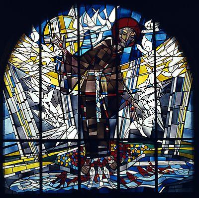 Georg Jansen-Winkeln (1959) Viersen-Süchteln-Vorst, Kath. Kirche St. Franziskus