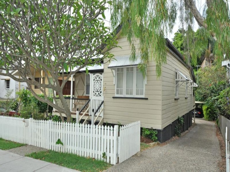 Old Queenslander Homes