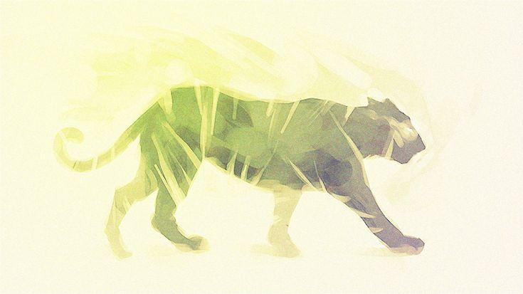 Tiger by 5agado.deviantart.com on @DeviantArt