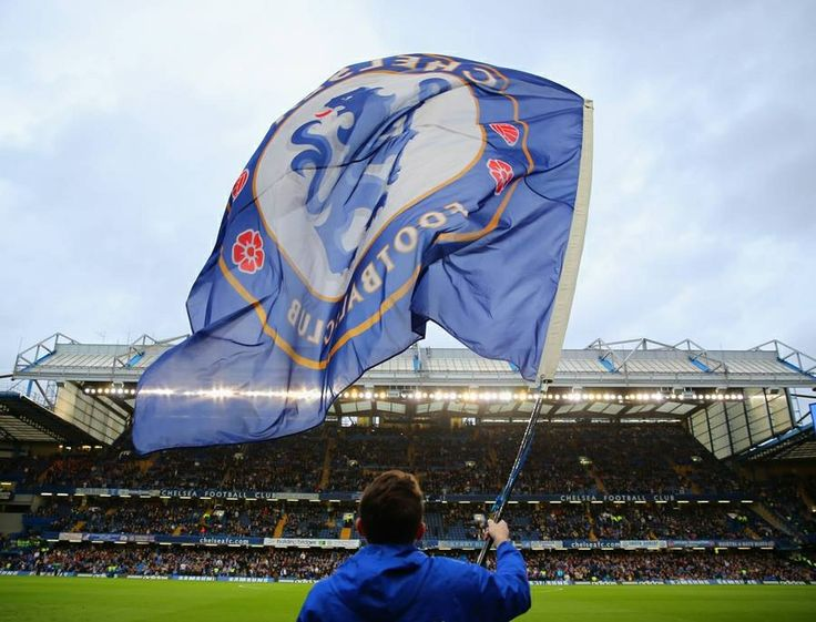 Keep the Blue Flag Flying