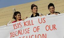 ISIS Rapes, Crucifies, and Beheads Syrian Christian Missionaries, Including a 12 Year-Old Boy - Why does Obama do nothing?  http://aclj.org/persecuted-church/isis-rapes-crucifies-and-beheads-syrian-christian-missionaries-including-a-12-year-old-boy