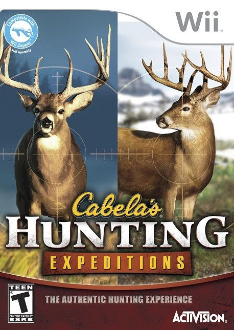 CABELAS Hunting Expeditions (Wii)