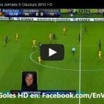 Video del resumen y goles entre Tigres vs Xolos de Tijuana partido que corresponde a la Jornada 5 de la Liga MX Clausura 2013.    Marcador Final: Tigres 2-2 Tijuana.