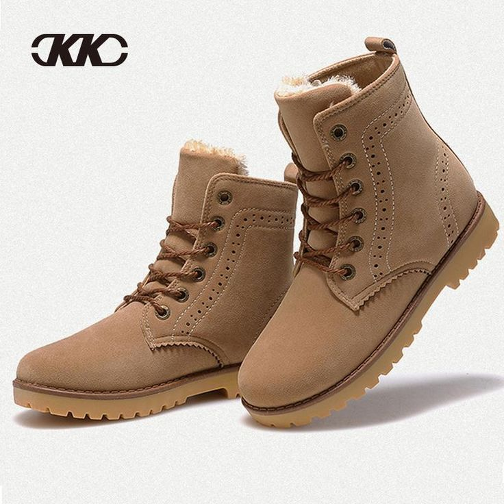Cheap boots spring, Buy Quality shoes lether directly from China shoes green Suppliers:     2015 fashion winter shoes women's winter suede boots for men ladies snow boot botines mujer chaussure femme
