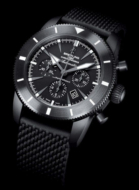 Breitling Superocean Héritage Chronoworks Watch