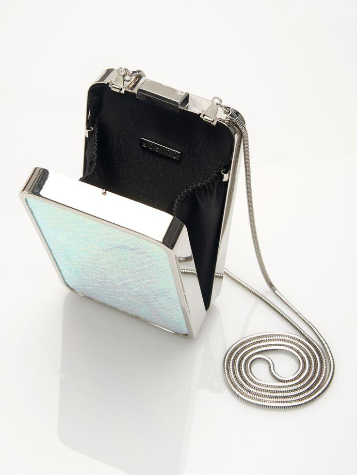 Metalic clutch KL769-MLC  #mohito #fashion #clutch