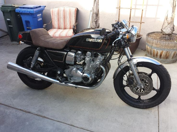 17 Best images about Cafe Racer Suzuki GS 850 on Pinterest ...