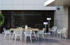 Mesa de Comedor para Terraza y Jardín : Modelo RAUNG | MESAS ...