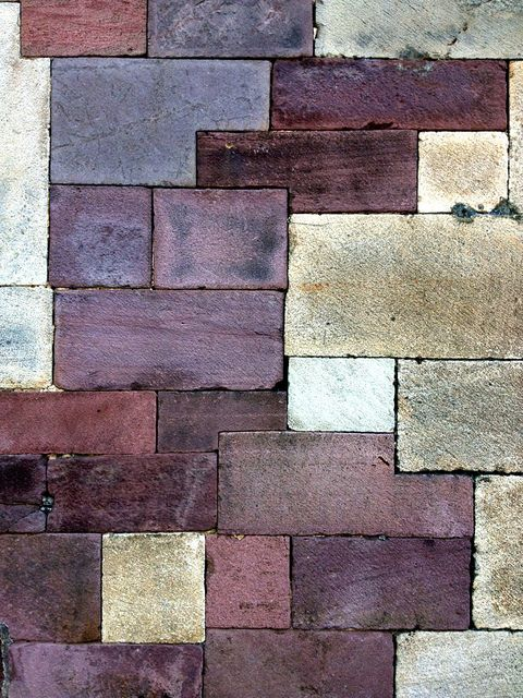 Medieval wall-   by be*curious, via Flickr
