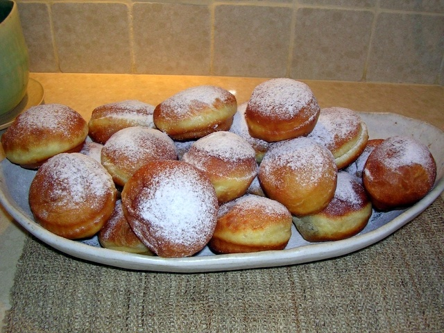... images about Vegan Hanukkah on Pinterest | Persian, Donuts and Pears