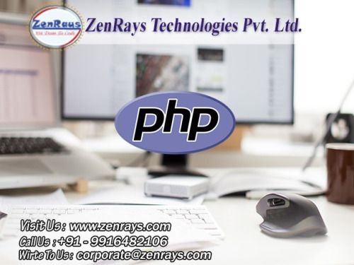 PRACTICAL #PHP AND #LARAVEL TRAINING IN BANGALORE, GURGAON! At ZenRays, we provide you the complete training for #PHP covering basic concepts to the advanced one with experienced industry experts. Our Course content starts from basic and is as per industry standards to make you expert programmer and get a high end package.  Know more: http://www.zenrays.com/php-training