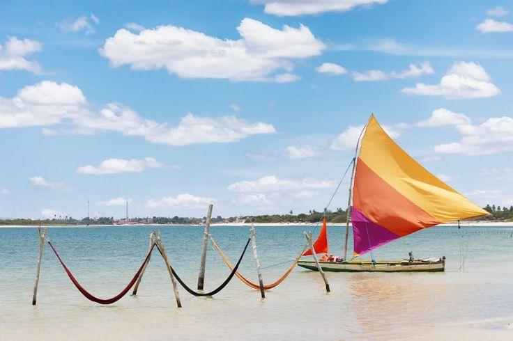 #Viajar a #Jericoacoara en #BRASIL es ideal para quienes buscan belleza natural y relax en sus #viajes #trip #travel
