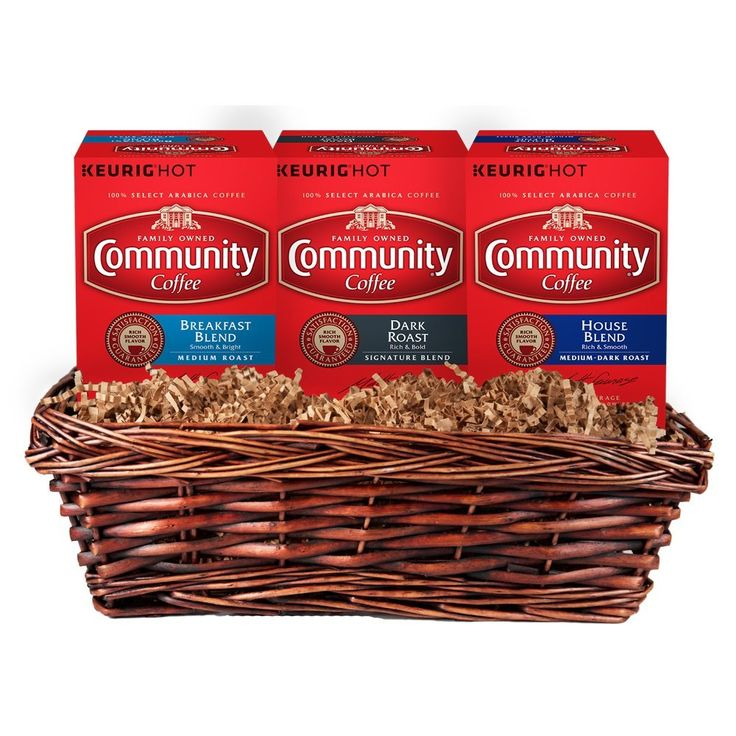 Community Coffee Gift Set Variety Pack, K-Cup Pods -- Hurry! Check out this great item : K Cups