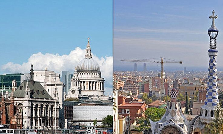 London rent is so high, it's cheaper to commute to work from Barcelona