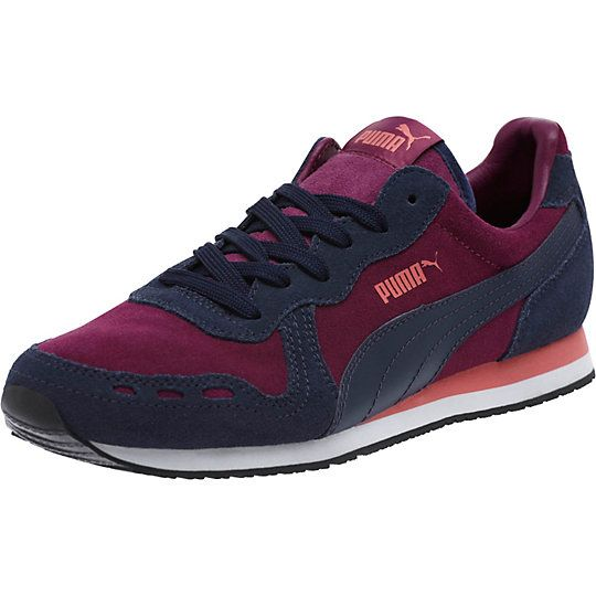 <p>In 1985, when sport meant running and style meant sweatbands and velour v-necks, PUMA cut through with a lightweight runner made to race. Christened the Cabana Racer and aimed at the most serious of runners, this shoe met the running boom head on. Fast forward a couple of decades: it's back again for fresh street style.</p><p>Features</p><ul><li>Nylon mesh upper with suede detailing</li><li>Lace closure for a snug fit&...