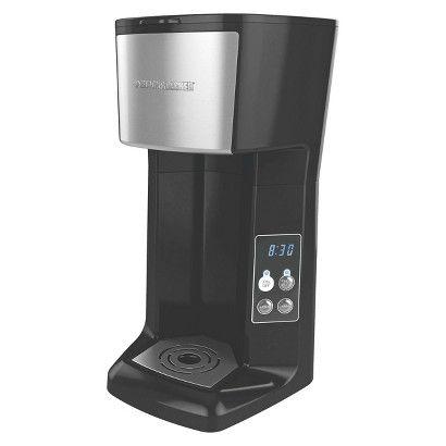 Black & Decker Single Serve Programmable Coffee Maker -- for my office! Yes, please ...