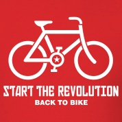 Start the revolution - back to bike