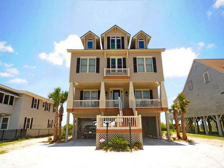 Myrtle Beach Oceanfront Home, 8 Bedroom + 8.5 Bathrooms ...