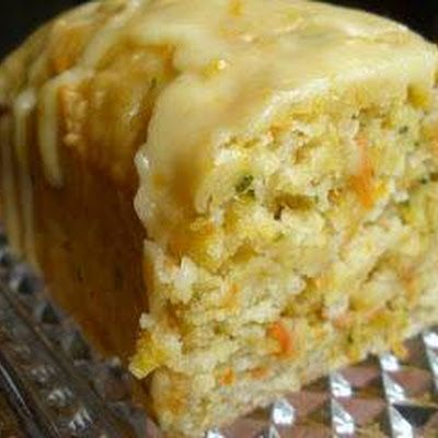 Janet's orange zucchini bread @keyingredient #bread
