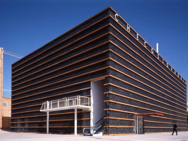 Expo 1992 – Sevilla   Český pavilon EXPO2015