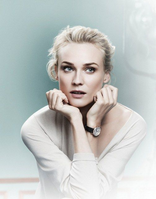 Diane Kruger  Don't you mean Helen of Troy?