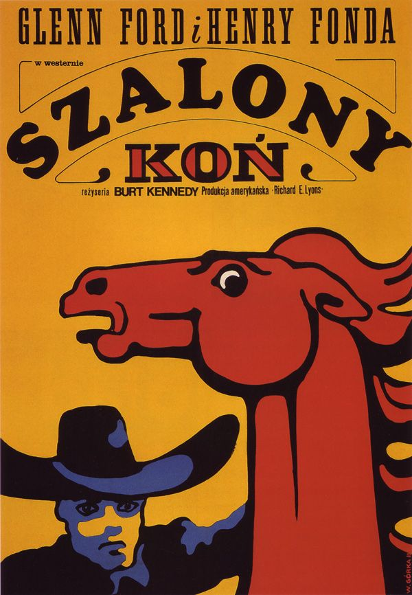Gallery: Polish Movie Posters for American Westerns