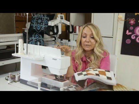 1 урок. Видео курс по обучению квилтинга с нуля. Как выбрать швейную машину для лоскутного шитья. - YouTube