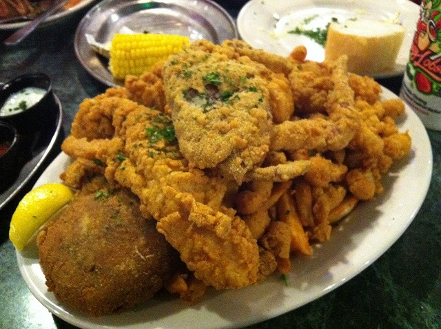 1000 ideas about seafood platter on pinterest seafood for Fish seafood and raw bar hilton head
