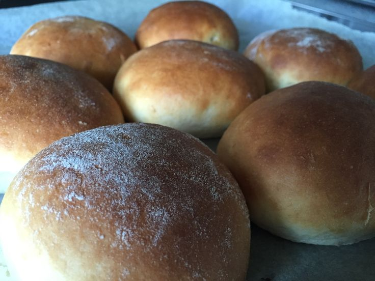 Bagerens teboller