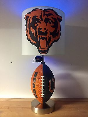Custom-Chicago-Bears-Football-Table-Lamp-NFL