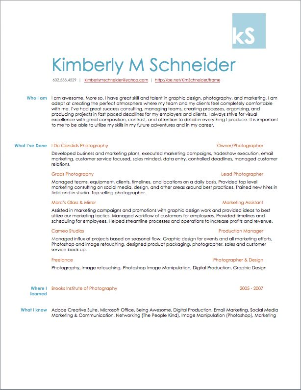 7 best images about producer resume on pinterest