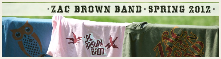 Zac Brown Band - Official Website :: Homepage
